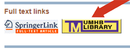 Example of PubMed Linkout